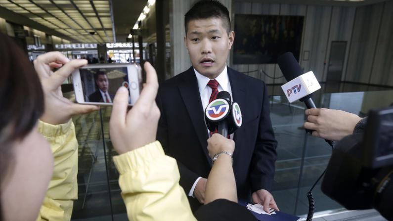 旧金山中领馆纵火嫌犯为中国籍男子 作案动机不明