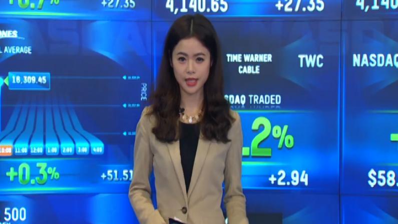 零售助涨美股收复失地 时代华纳拒613亿收购
