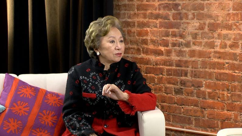 杨雪兰:中国文化需要美国为伴