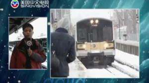 大雪打乱交通 7号地铁通往曼哈顿是否恢复?