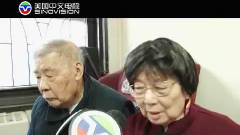 相濡以沫的浪漫  8旬华裔夫妇透露幸福婚姻密码