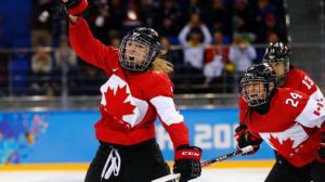冬奥会决出最后一枚金牌 冰球决赛加拿大险胜美国