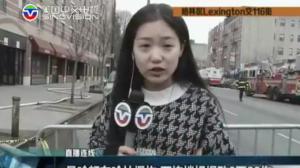 直播连线:曼哈顿东哈林爆炸 两幢楼坍塌2死22伤