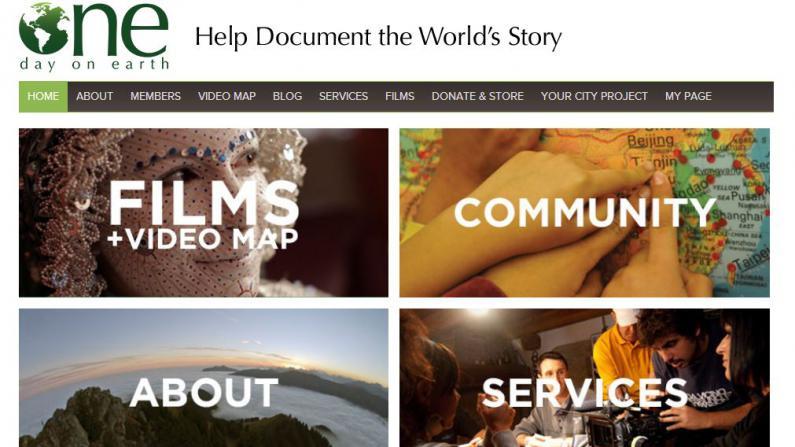 """""""地球上的一天"""" 展示世界各地同一天的故事"""