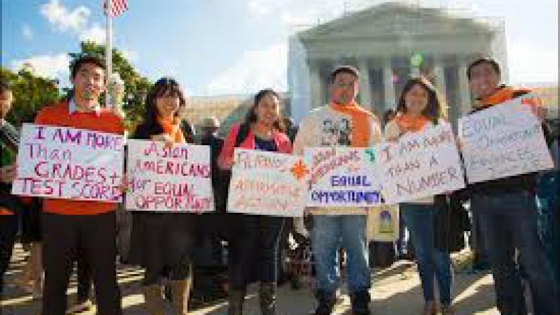 中文聚焦:加州SCA5引争议 华人学生受排挤?