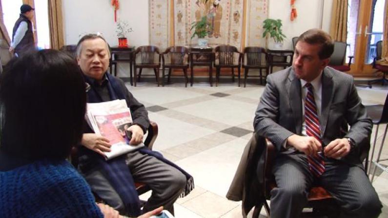 纽约酒店华裔培训总监涉嫌性骚扰女学员