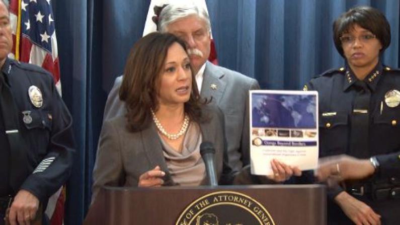 加州司法部长发布边境跨国团伙犯罪报告 高科技成新型作案手段