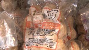 华埠猪肉价格上涨 餐馆民众苦不堪言