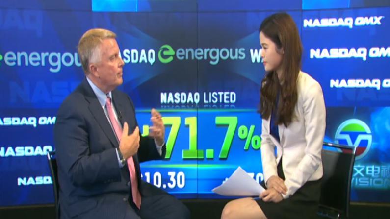 消费信心下滑打压股市 无线充电公司CEO专访