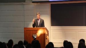 2014哈佛中国教育论坛举行  探讨国中国教育与领导力
