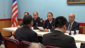 五分局警民会 华埠整体犯罪率下降26.9%