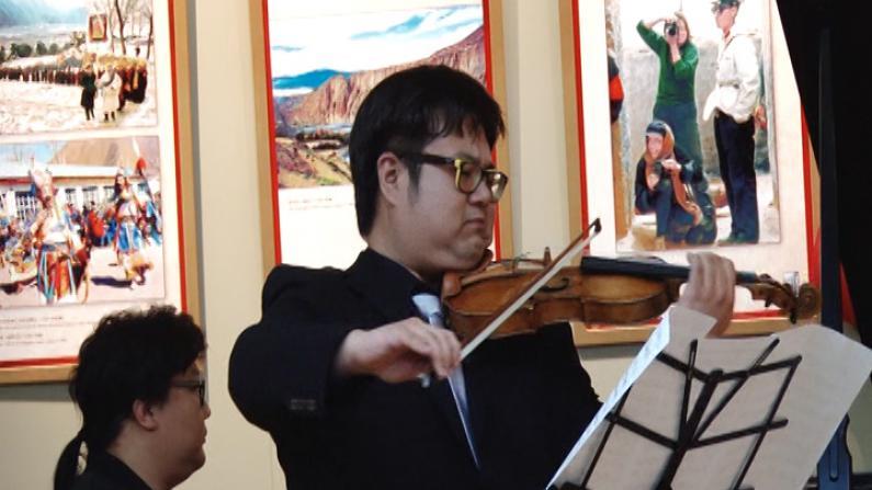 古典音乐文化沙龙  中美音乐家齐聚一堂