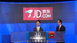 京东上市成中企在美最大IPO 纽交所CEO提前离职