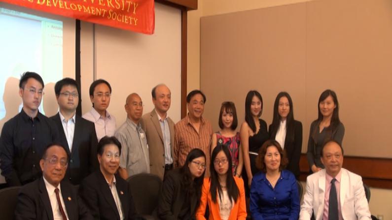 华裔学子创办杂志《哥大问道》提供文化交流平台