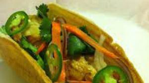 亚裔青年混搭美食 Astoria开华夫Taco小店
