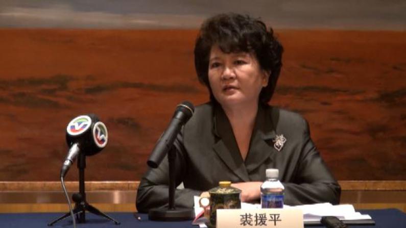 裘援平西藏会见海外华文媒体 谈八项惠侨计划