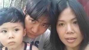 华男患白血病妻子苦撑家庭 急需巨额医疗