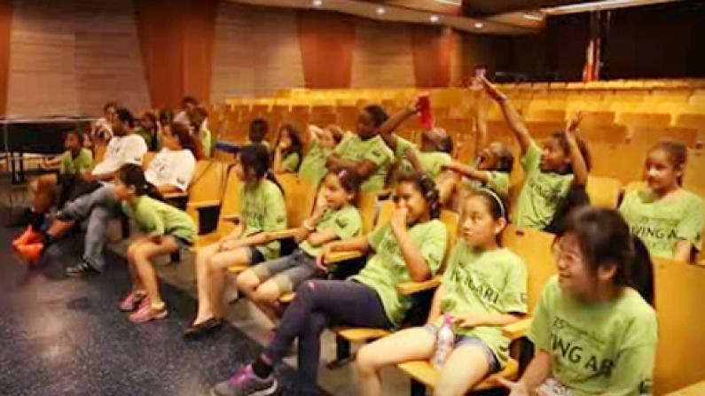 中文聚焦:美国学生暑假怎么过之一 免费夏令营