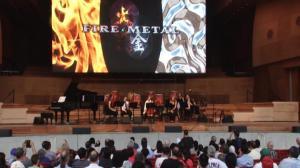 律动中国五行音乐会 芝加哥夏日舞台上演