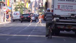 NYPD今起两周严打自行车违规