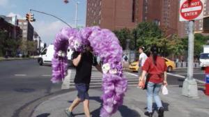 中秋佳节将至 华埠迎来结婚潮