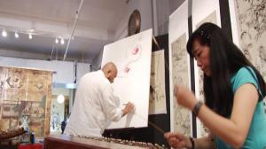 传播东方文化  中国文化节纽约开幕