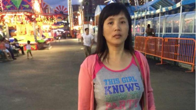 布鲁克林华裔女子走失 家人急寻