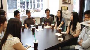 社交平台不仅是相亲 华裔青年创业团队筑梦之路