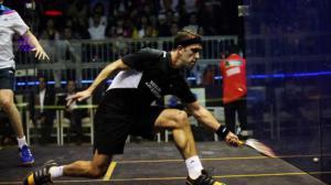 中国壁球公开赛 决赛精彩对决
