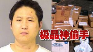 芝加哥华男狂偷车库 盗走物品$100万被判8年