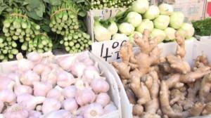厨房三宝葱姜蒜集体涨价 民众商家叫苦不迭