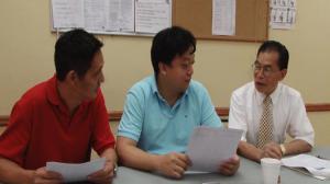 班森贺第11社委会华裔参与度高 为华社争取权益