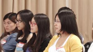 助跑留学生 职业规划讲座华府举行
