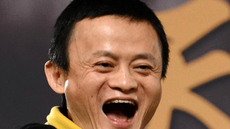 马云击败王健林登顶中国首富 阿里股价陷连跌