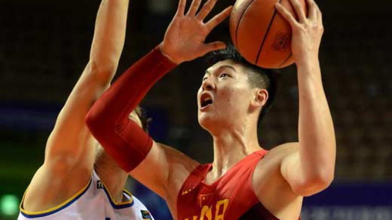中国男篮胜哈萨克斯坦 亚运首秀让人眼前一亮