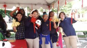 全美首家 马里兰大学孔子学院 喜迎十周年庆