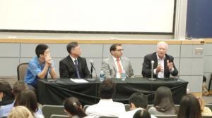 首届华盛顿中美投资和法律论坛举行
