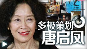唐启凤:中巴文化艺术交流大使