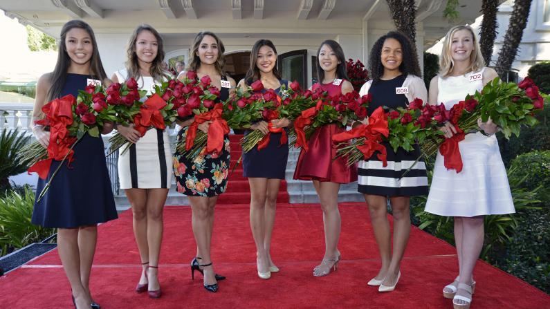帕萨迪纳玫瑰皇室七成员揭晓 华裔女孩邵霞入选将冲击皇后桂冠