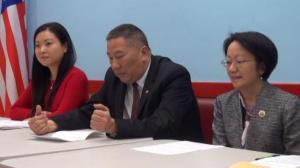 民权中心联合陈倩雯办公室 10/17提供免费入籍服务