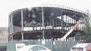 芝城南华埠新图书馆明年开放   现对外征集室内设计艺术方案