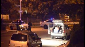 法拉盛街头又发枪击案 一西裔男被枪击