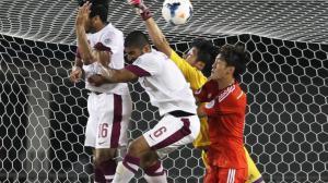 中国国青不敌卡塔尔 连续五届无缘世青赛