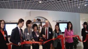 吉林在芝加哥设商贸中心  促进双边经济投资合作