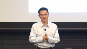 腾讯副总裁哈佛开讲 谈中国互联网发展与机遇挑战