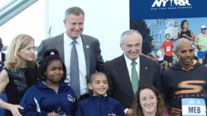 纽约马拉松本周日开跑 市府积极筹备