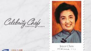 首位华裔名厨登上美国纪念邮票 儿女继承母业发扬中国饮食文化