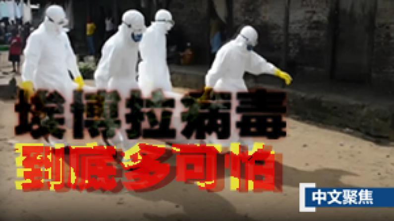中文聚焦:埃博拉病毒 到底多可怕