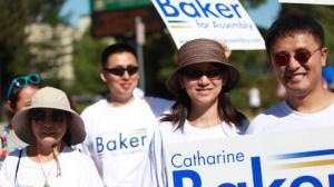 加州普选倒计时 逾三千华裔义工投身北加助选
