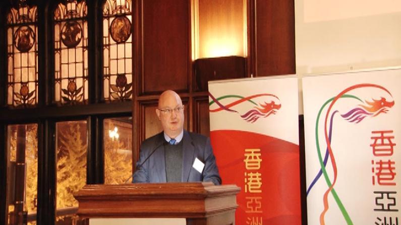 香港经贸办事处访芝加哥 望加强两城市多方面交流合作